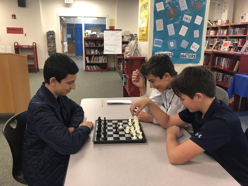 Middle School Students Participate in Chess Consortium Event Featured Photo