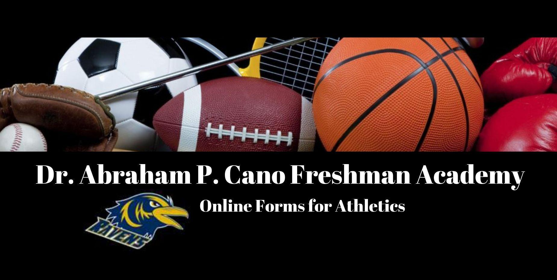 Online Forms for Athletics
