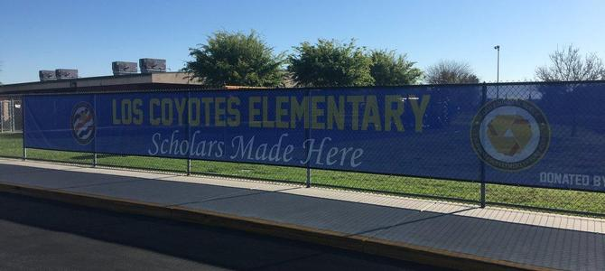 Image result for los coyotes elementary school