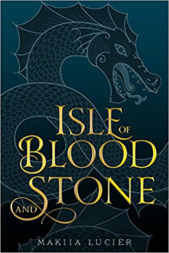 Book cover for Isle of Blood and Stone
