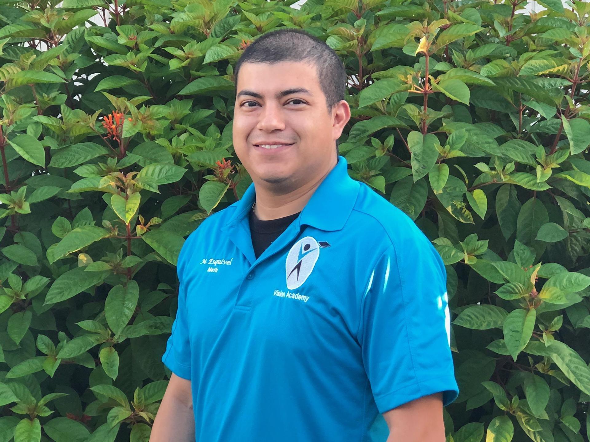 M. Esquivel History Teacher