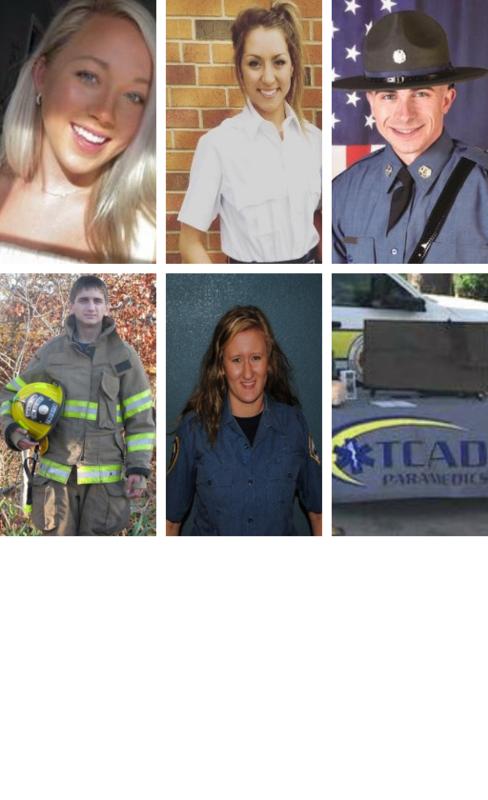 pictures of former EMT students