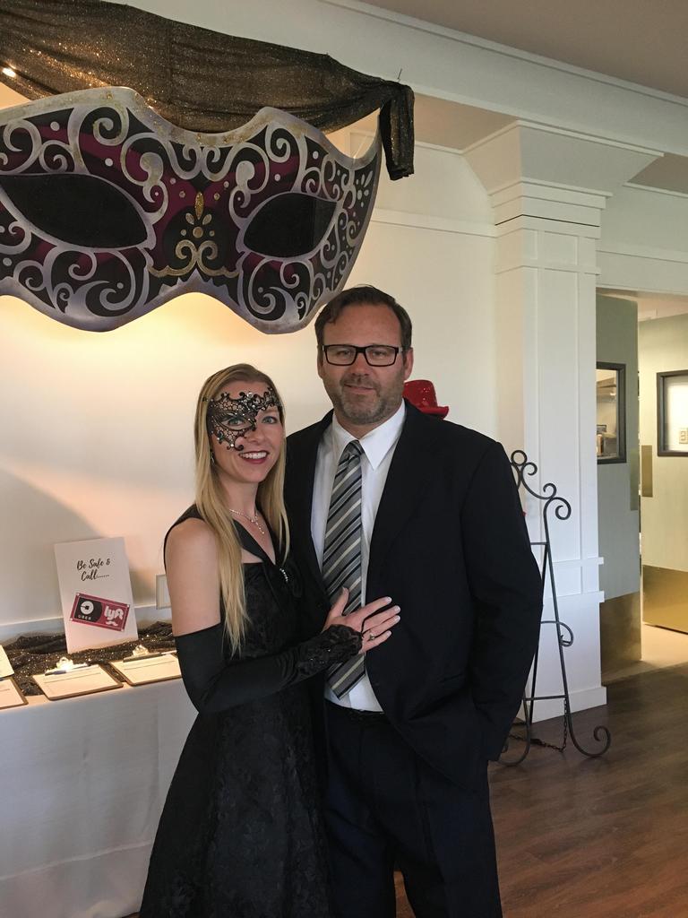 Mr and Mrs Lehrfeld