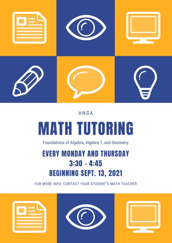 Math Tutoring Offered