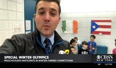 CBS news coverage on the Readiness Winter Olympics