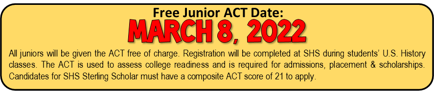 Free Junior Day March 9