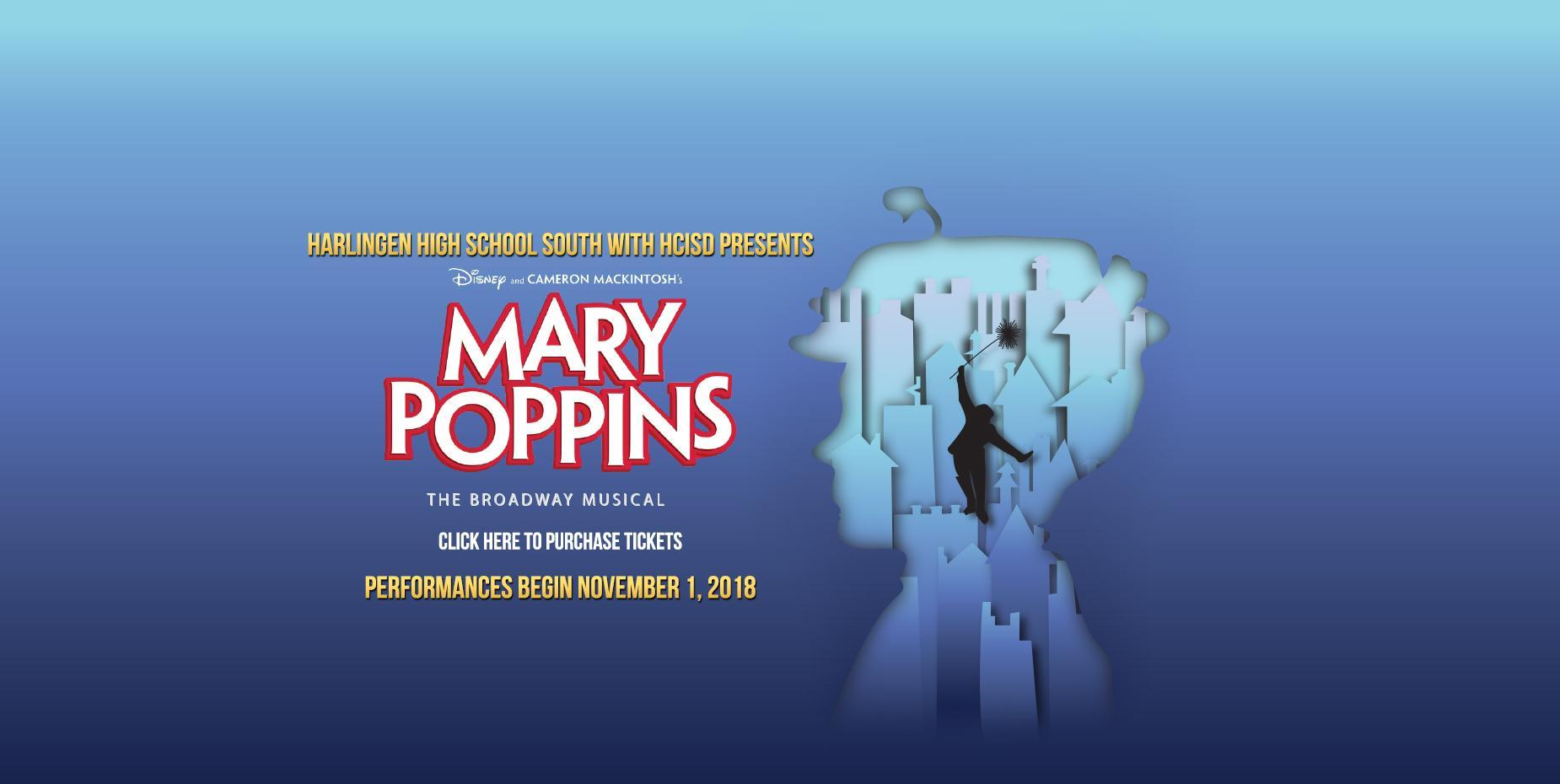 Purchase Tickets to Mary Poppins