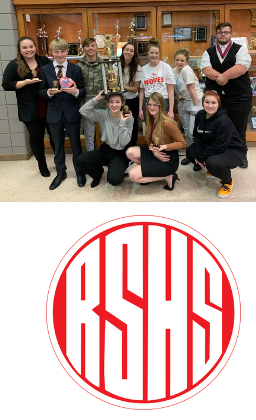 picture of speech team
