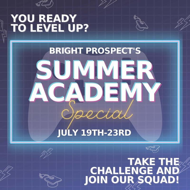 Bright Prospect Summer Academy 2021