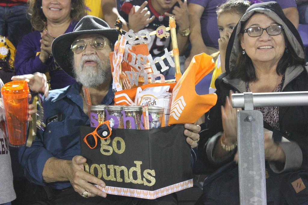Hounds vs Hanna Eagles