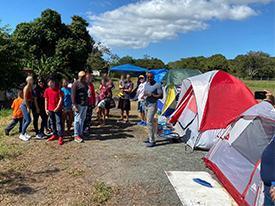 Entrega de donativos - Ayuda al sur de la Isla Thumbnail Image