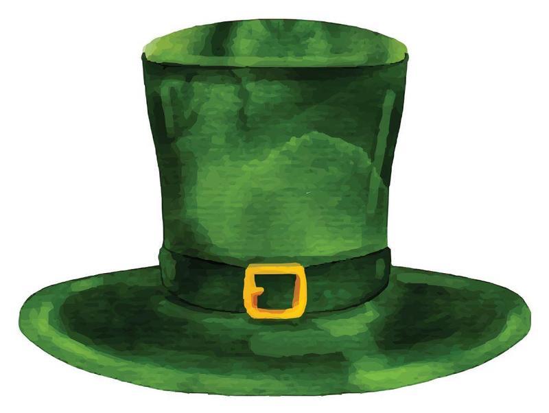 Staint Patrick's Hat
