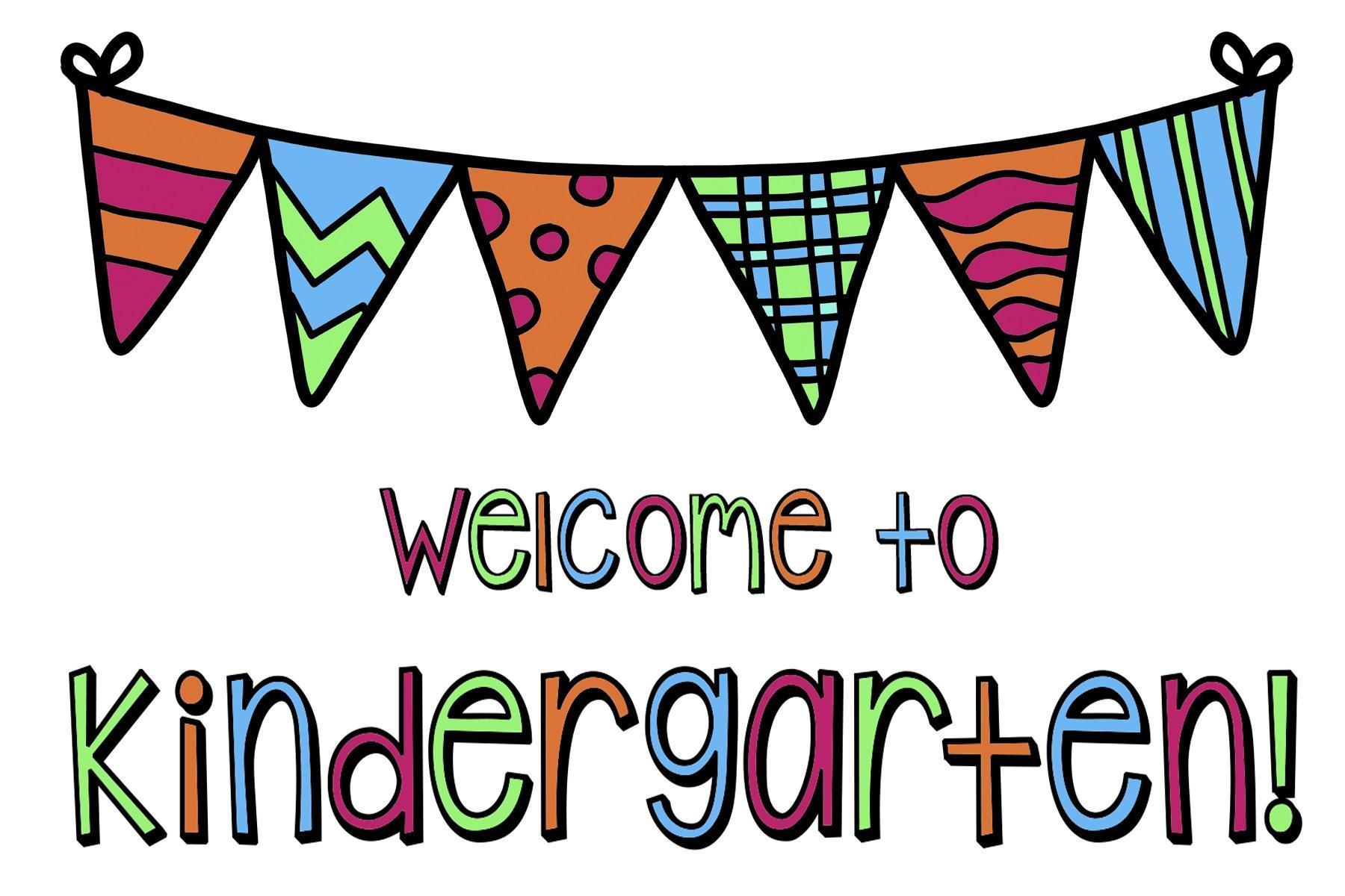 Image result for welcome to kindergarten kindergarten