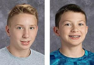 Mars Area students Colton Suppa and William Suppa will compete in the National Ninja League World Championships.