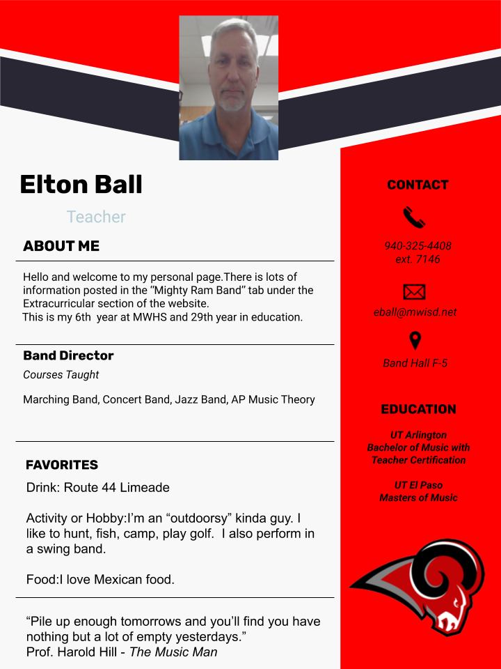 My Web Page