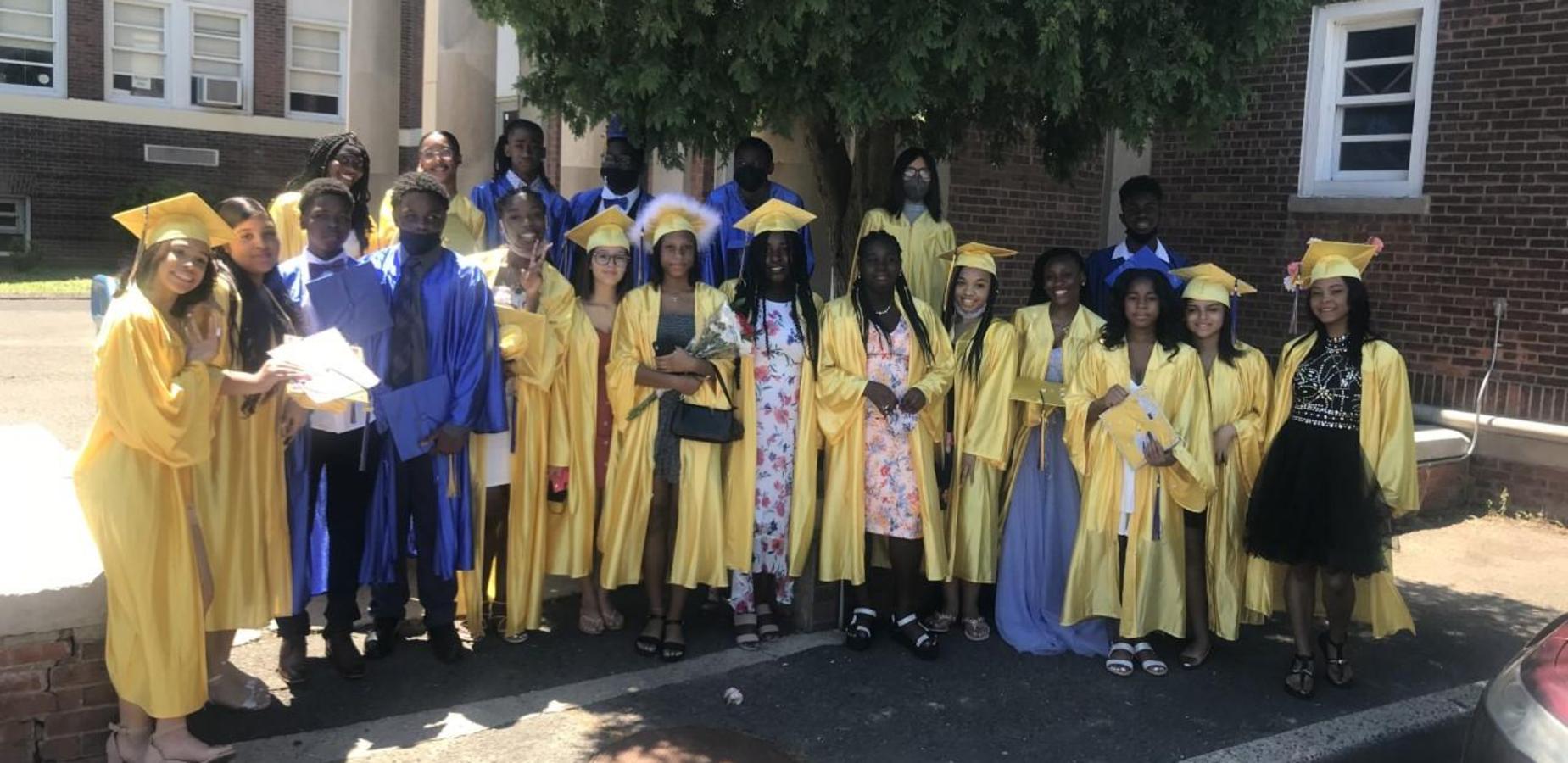 8th Grade Promotion 2021