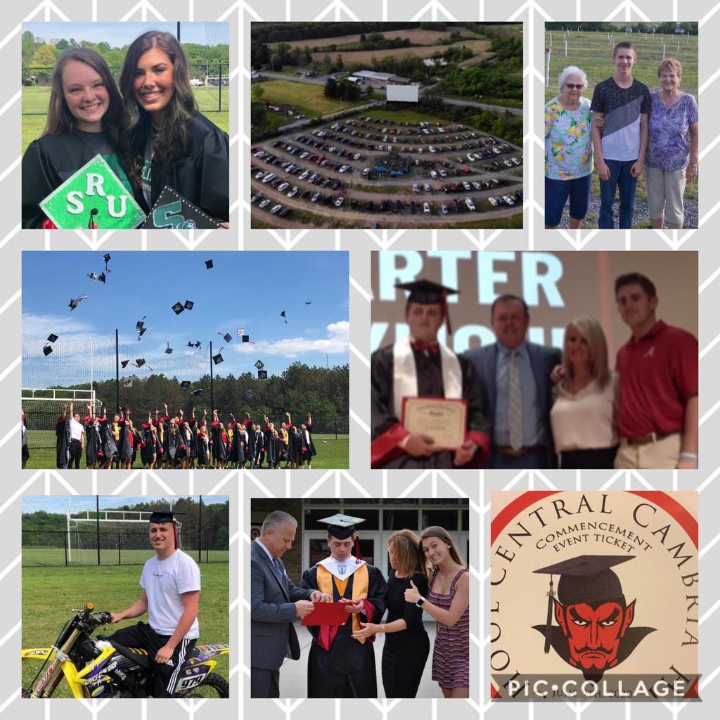CCHS Graduation 2020 #4