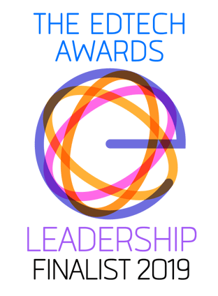 The Edtech Awards Leadership Finalist