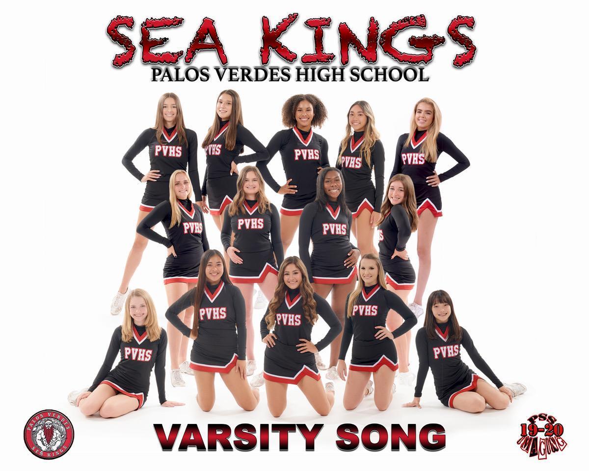 2019-20 Varsity Song team