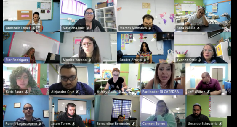 Professional Development Sessions for Washburn School Teachers Recap (Spanish and English News) Featured Photo
