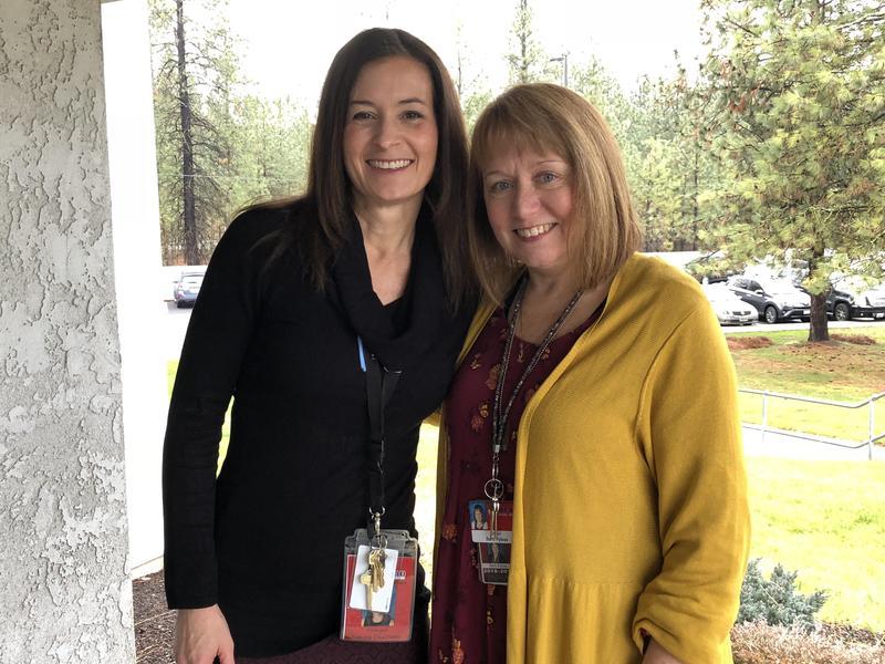 Laura Duchow & Barb Pybus