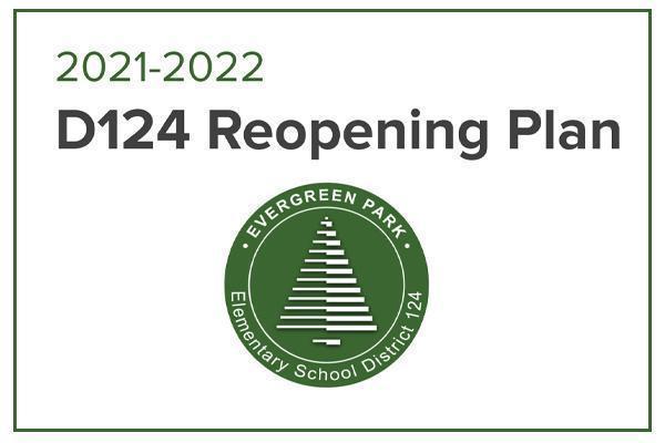District 124's Reopening Plan Thumbnail Image