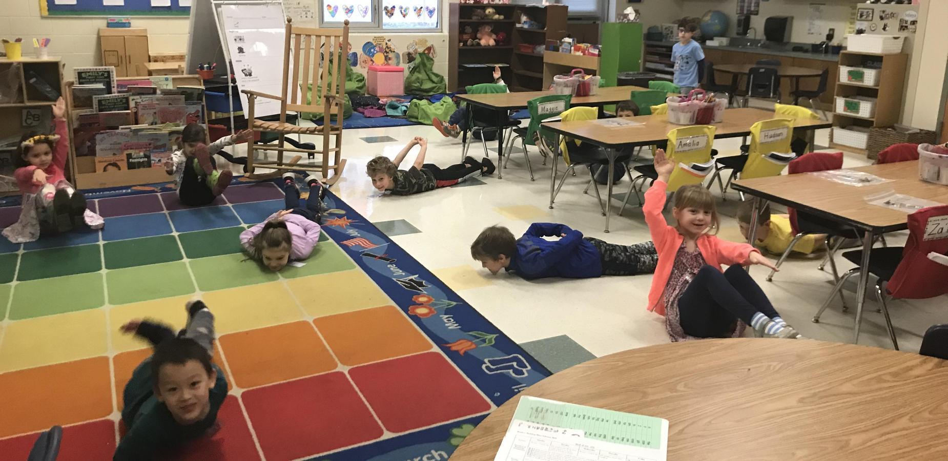 Kindergarten Yoga