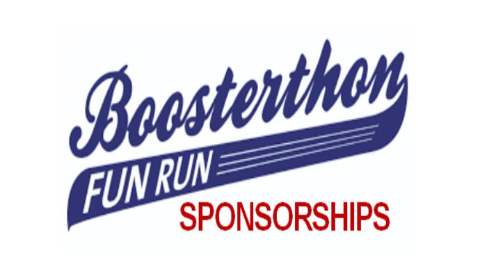 Boosterthon Sponsorship