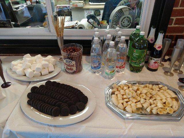 DSP sweet treats