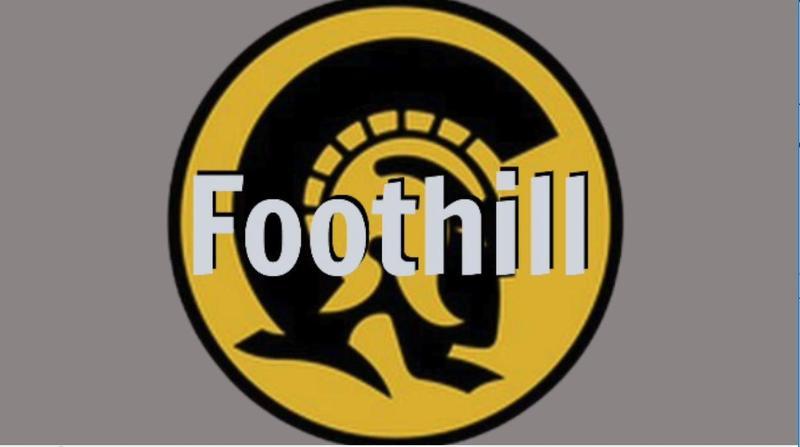 Foothill High School Trojans logo