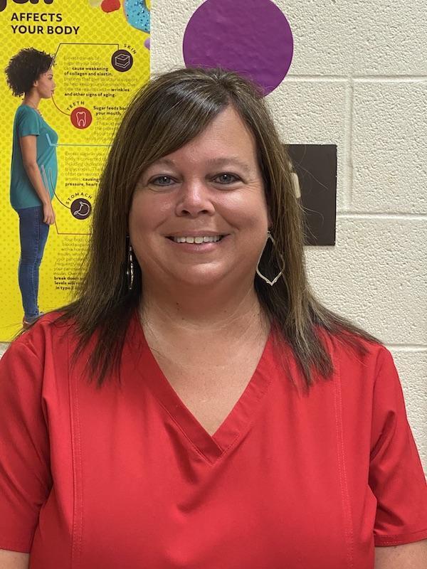 Kelley Hood, CMS Nurse
