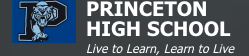 Graphic of Princeton High School logo