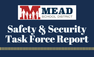 Safety & Security Task Force Report Logo