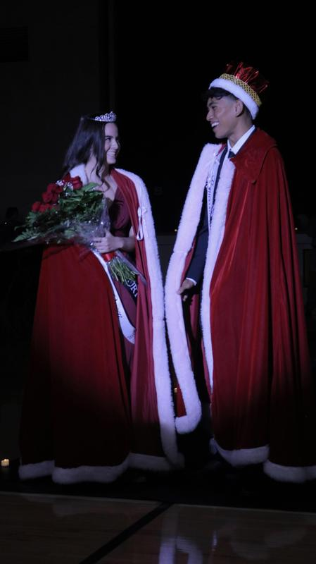 Congratulations to our Homecoming King & Queen and Prince & Princess! Thumbnail Image