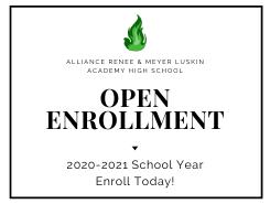 New Student Enrollment Now Open! Thumbnail Image
