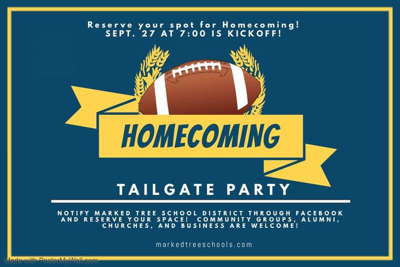 TAILGATE AT MTHS HOMECOMING! Featured Photo