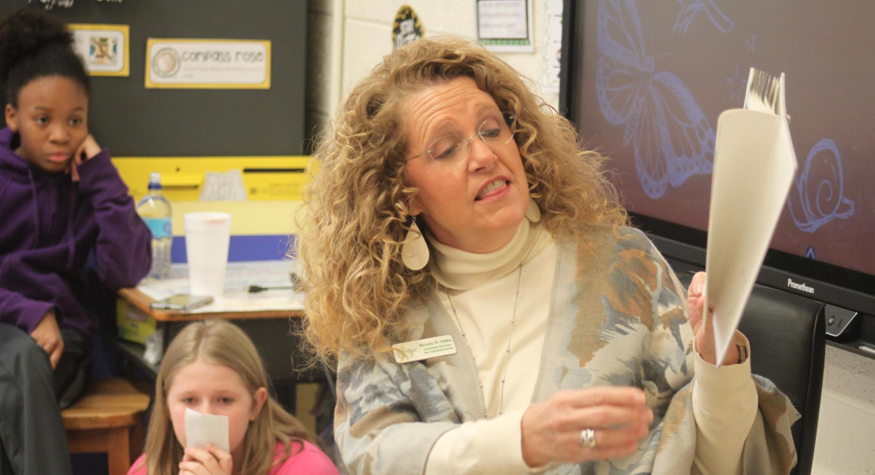 Read Across America Assistant Director of Schools