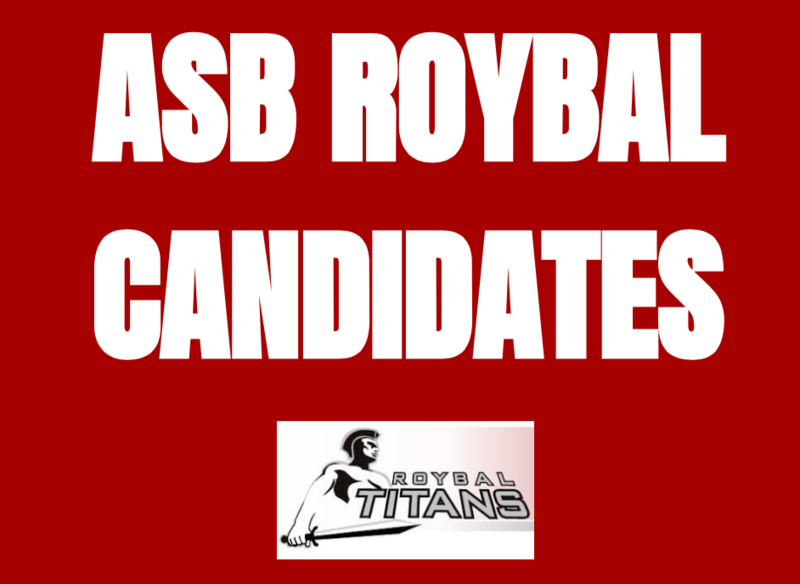 Roybal ASB Elections 09/06/2019-09/09/2019 Thumbnail Image