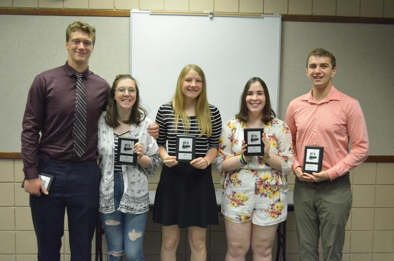 top 5 academic BCS conference students