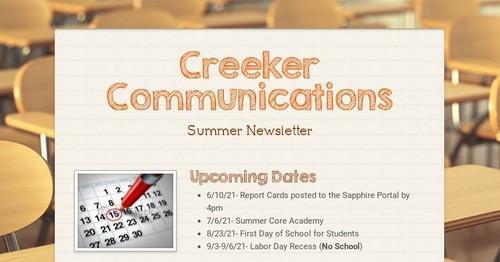 Creeker Communications