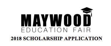 Maywood Education Fair Logo