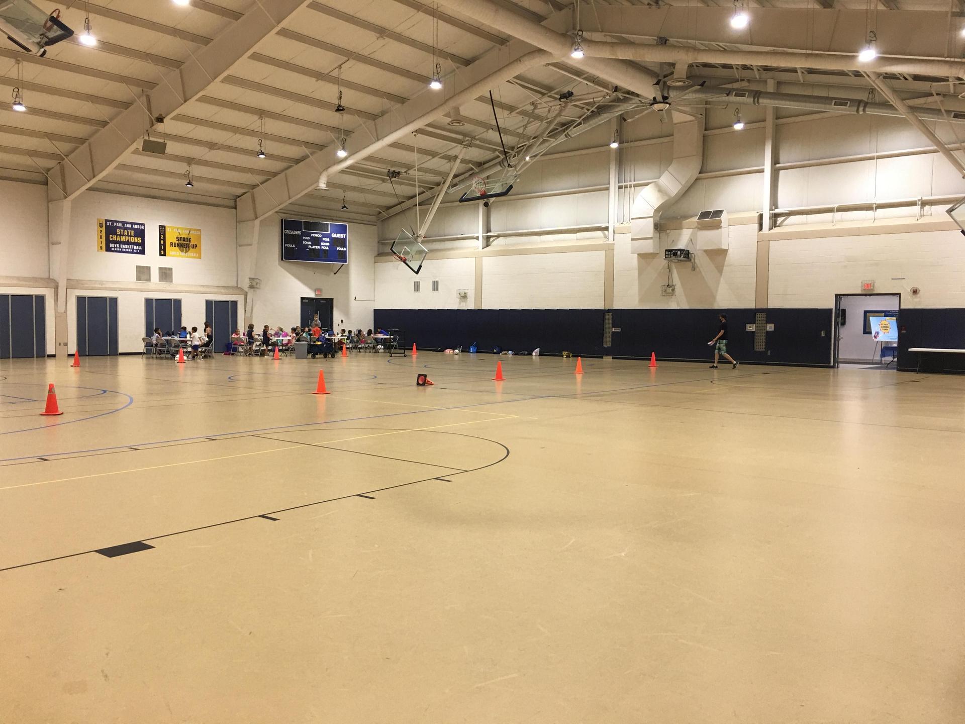 Crusader Gym