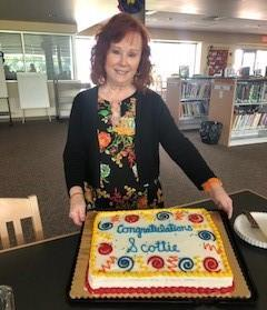 Congratulations to Mrs. LaMarra on her upcoming retirement Thumbnail Image