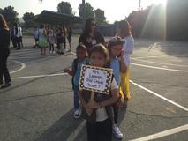 Mrs. Legaspi's 2nd grde class