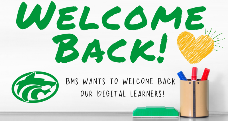 Welcome Back Digital Learners! Featured Photo