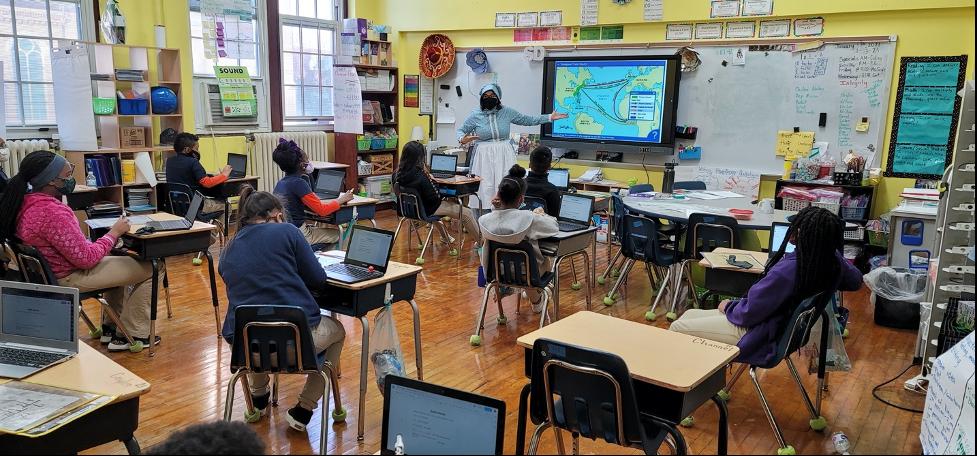 Samanntha Davis Classroom