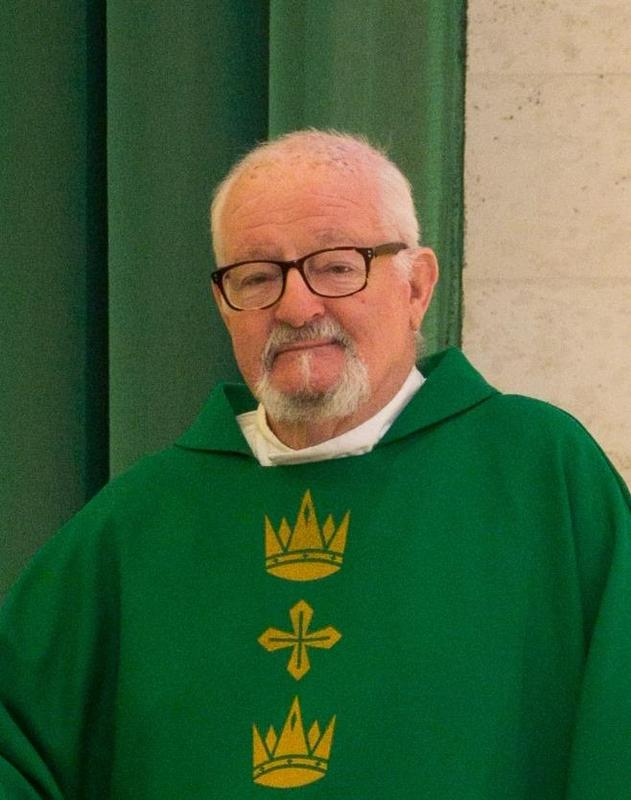The Damien community mourns the passing of Father Peter Dennis. Featured Photo