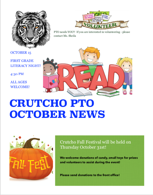 PTO NEWS!!!!! Featured Photo