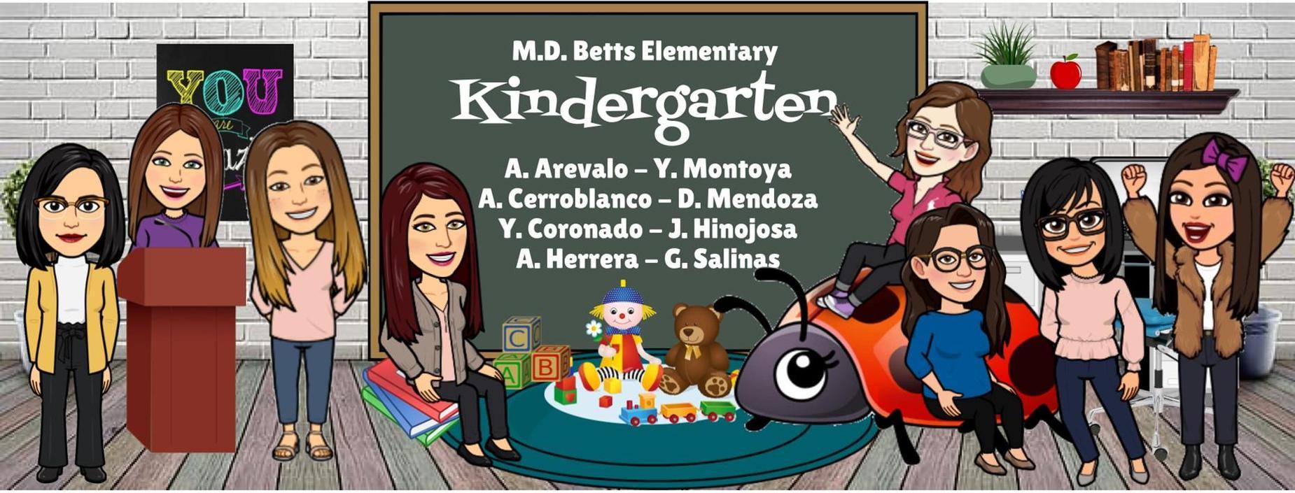 Image of Kindergarten staff