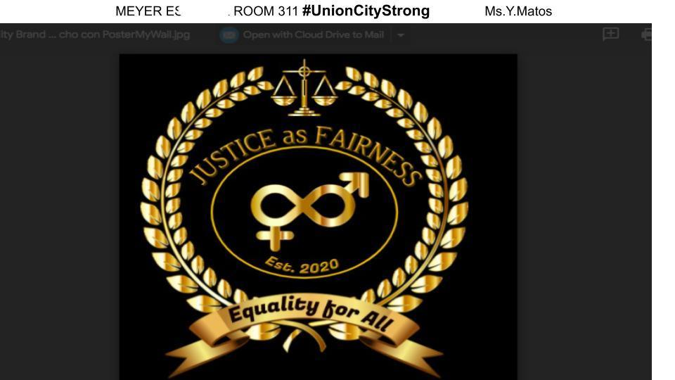 justice and fairness symbolism